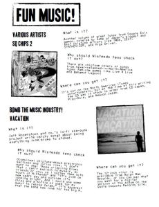Music reviews page 1