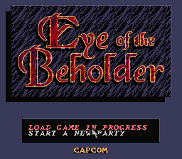 AD&D - Eye of the Beholder (U)001