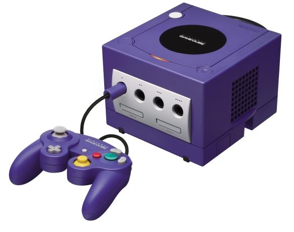gamecube-console
