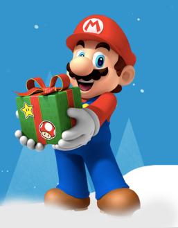 Mario Gift