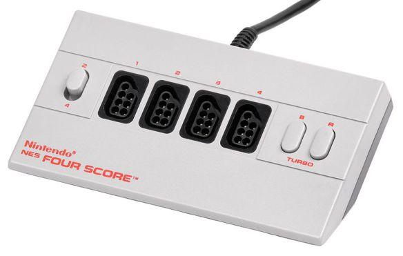 NES-Four-Score